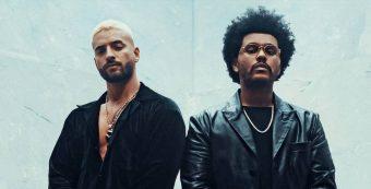 Hawai de vacaciones: The Weeknd sorprende en remix del éxito de Maluma