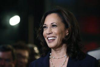 ¿Hará historia en la Casa Blanca? Kamala Harris, la candidata a la vicepresidencia demócrata