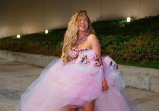 La potente respuesta de Karol G a las críticas por su look en los Latin Grammy