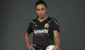 Mujeres Con Pasión: Marta Vieira Da Silva, Pasión por el Fútbol