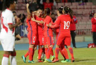 Selección femenina de fútbol se mantiene en su mejor puesto histórico según la FIFA