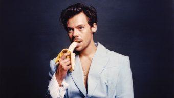 Harry Styles cerró la discusión: Esta fue su clara respuesta a las críticas por su portada en Vogue