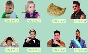 """¡Por fin! Whatsapp creó el necesario """"buscador"""" de stickers: Acá te contamos cómo usarlo"""