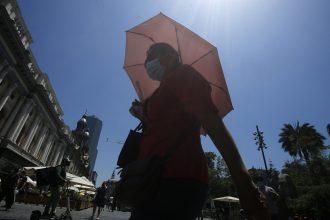 Calurosa Navidad: Meteorología emite alerta de altas temperaturas para el centro-sur