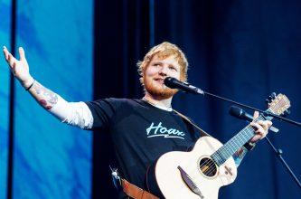 """¡Volvió! Ed Sheeran lanzó """"Afterglow"""" su nueva canción"""