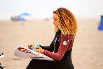 Mujeres Con Pasión: Lorena Fica, Pasión por el Surf