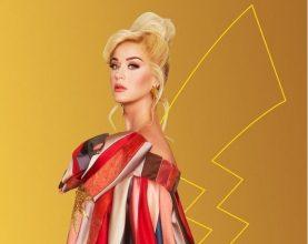 Katy Perry se une a la celebración: Lanzará canción por 25 años de Pokémon