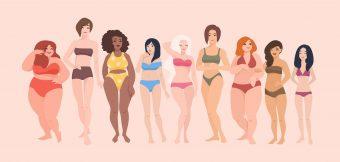 ¿Sabes qué es el Body Positive? Un movimiento que rompe los estereotipos