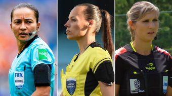 Harán historia: Por primera vez mujeres arbitrarán en el Mundial de Clubes