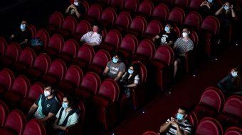 ¡Se reabren las salas! Estas son las películas que podrás ver en los cines