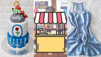 Kioskito Romántica: Pastelería, ropa, verduras a domicilio y más encuentras en nuestra vitrina