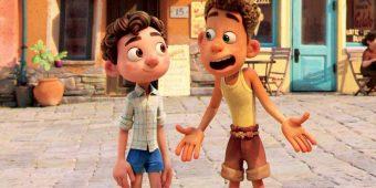 """""""Luca"""": Pixar estrenó el primer adelanto de su próxima película ambientada en Italia"""