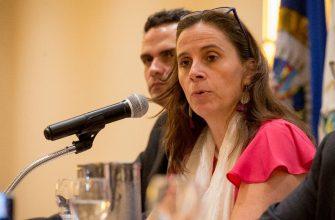 ¡Histórico! Antonia Urrejola se convierte en la primera chilena en presidir la CIDH