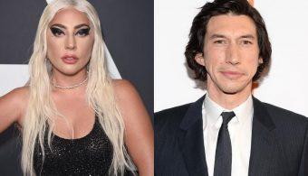 """El elegante look que tendrán Lady Gaga y Adam Driver en """"House of Gucci"""""""