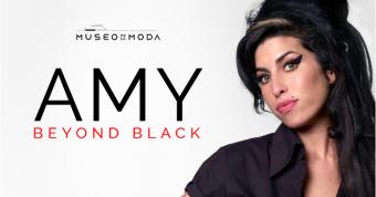 Museo de la Moda inaugura exclusiva exposición con 65 prendas usadas por Amy Winehouse