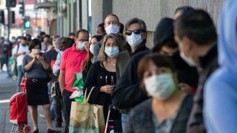 ¿Un buena señal?: Cifras de contagios por Covid-19 caen a nivel mundial