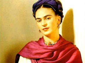 Mujeres Que Han Hecho Historia: Frida Kahlo, Pasión por el Arte