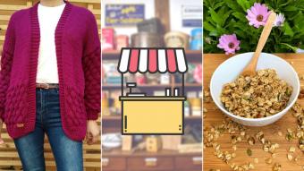 Kioskito Romántica: Emprendimientos para preparar el invierno cuidándote y abrigándote