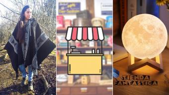 Kioskito Romántica: Telares hechos a mano, artículos para el hogar y más en la vitrina de viernes