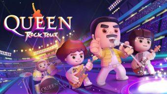 """""""Conviértete en una estrella de rock"""": Queen lanza juego gratuito para celebrar sus 50 años"""