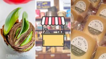 Kioskito Romántica: Productos naturales para tu jardín y un almacén gourmet en nuestra vitrina de viernes