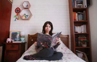 ¡Seca! Conoce la historia de Catalina Flores, la joven chilena que llegó a colaborar con la NASA