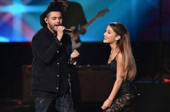 ¿Nueva colaboración de The Weeknd y Ariana Grande? Ocho segundos que aumentaron la expectativa