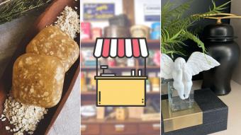 Kioskito Romántica: Cosmética natural y decoración en nuestra vitrina de mitad de semana