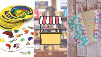 Kioskito Romántica: Papelería, productos del sur y más encuentras en la vitrina de lunes