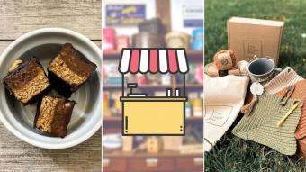 Kioskito Romántica: Comida saludable y kits de manualidades son algunos emprendimientos para ti