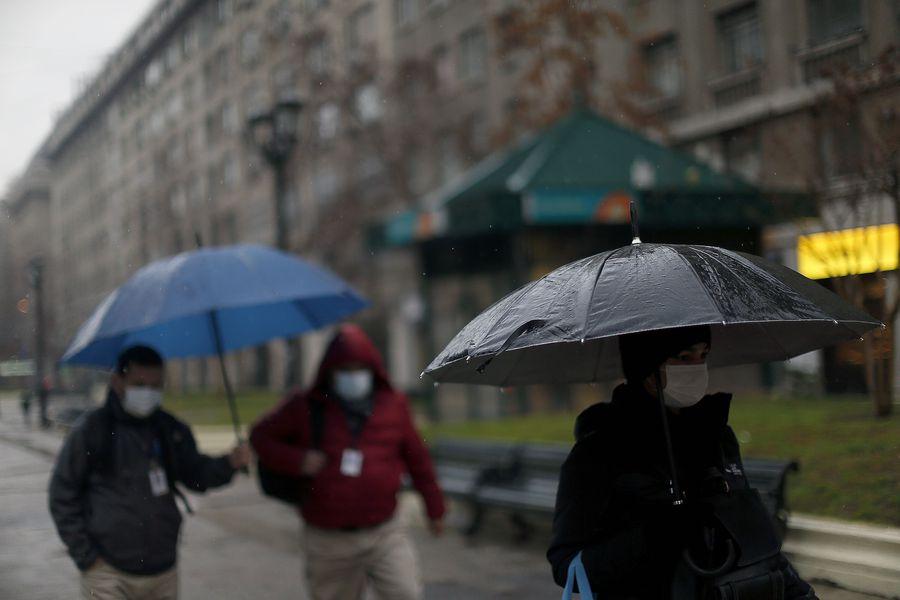 """¡Por fin! Anuncian lluvia de """"regular intensidad"""" para la próxima semana en la RM"""