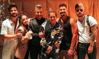 La familia Montaner en pleno tendrá su propio reality show
