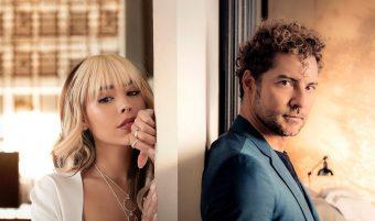 """David Bisbal y Danna Paola estrenan: """"Vuelve, vuelve"""", su primer tema juntos"""