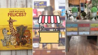 Kioskito Romántica: Libros infantiles y artículos de decoración en nuestra vitrina de lunes