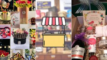 Kioskito Romántica: Cajas de regalo, suculentas y accesorios para guaguas encuentras en nuestra vitrina