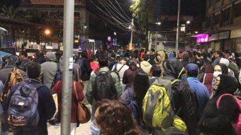 Cambio en el horario del Toque de Queda: Así funcionará el transporte público desde este miércoles