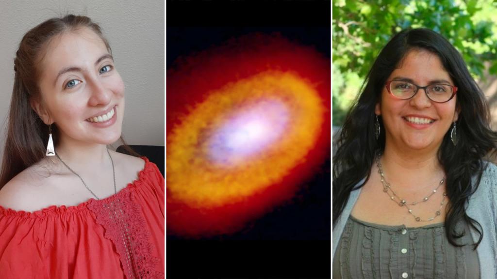 Astrónomas chilenas lideran hallazgo sobre la formación de planetas gigantes