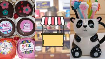 Kioskito Romántica: Papelería, ropa, productos capilares y más encuentras en nuestra vitrina hoy