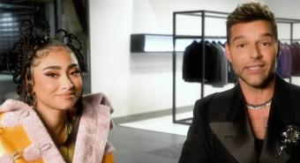 """Detrás de cámaras de """"Qué rico fuera"""": Así fue la reacción de Paloma Mami tras conocer a Ricky Martin"""