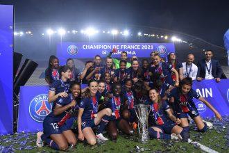 ¡Es la mejor! Nuestra Tiane Endler fue campeona de la Liga Francesa