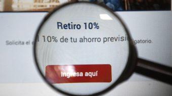 """Poco más de 200 mil chilenos no han sacado su primer """"10%"""": Plazo vence el 30 de julio"""