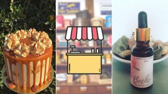 Kioskito Romántica: Pastelería, soluciones gráficas y cosmética natural en la vitrina de hoy