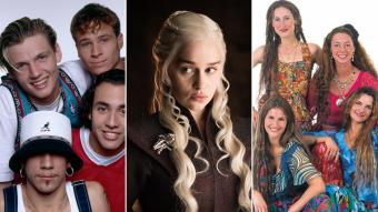 """Backstreet Boys, """"Romané"""" y """"Game of Thrones"""": ¿Cómo la cultura pop ha influido en nuestros nombres?"""