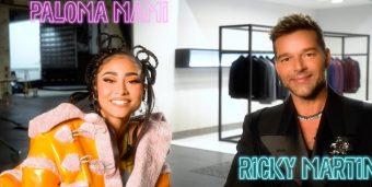 ¡Ricky Martin y Paloma Mami se presentarán juntos en los Premios Juventud!