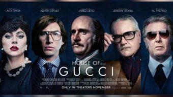 """Lady Gaga y Adam Driver encabezan un elenco de lujo: Revisa el esperado tráiler de """"House of Gucci"""""""