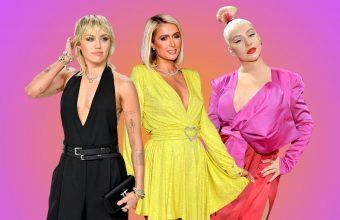 """¿Qué tal? Paris, Christina, Mariah y Miley se unen para """"liberar"""" a Britney"""