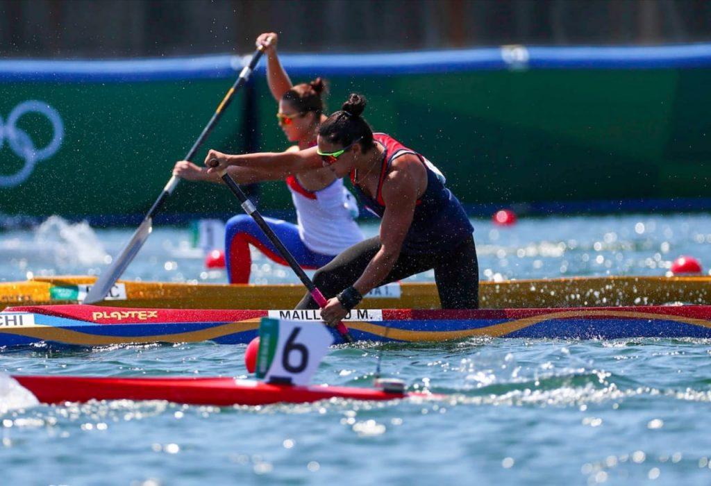 Continúa en carrera: María José Mailliard avanzó a semifinales en Tokio 2020