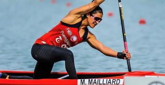 La última opción real de medalla para Chile compite este martes y se llama María José Mailliard