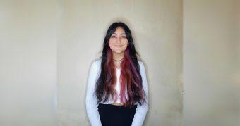 ¡Seca! Conoce a Antonia Contreras, la estudiante chilena nominada al Global Student Prize