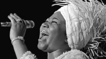 Aretha Franklin lidera ranking de las 500 mejores canciones de la historia